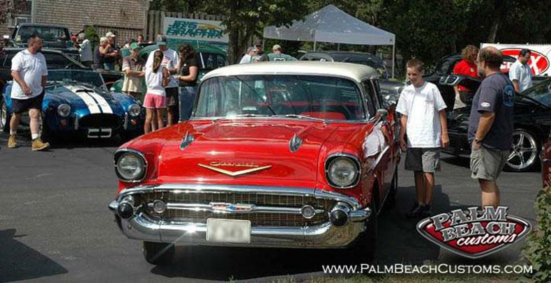Full restoration of 1957 Chevrolet Nomad1