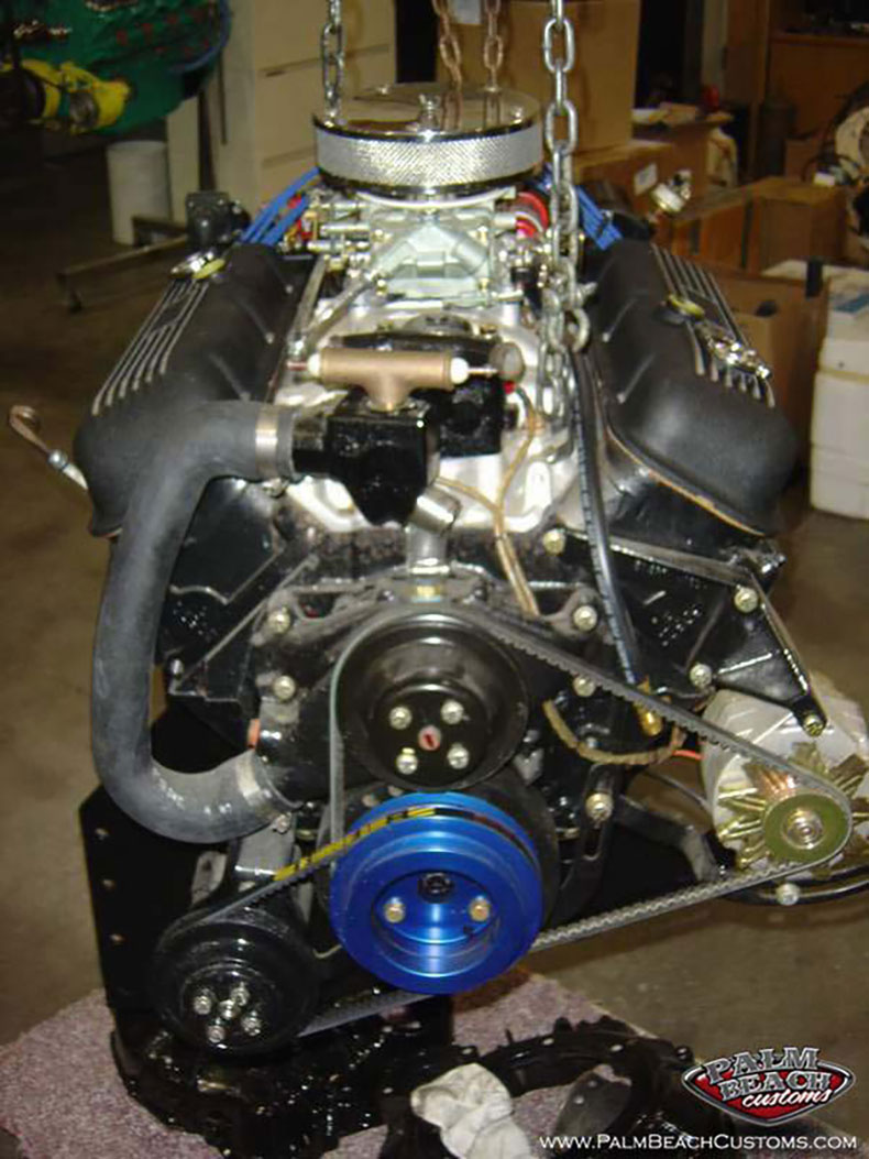 Tune up and make up with tough durable paint of engines ft myers, lee county, cape coral, swfl
