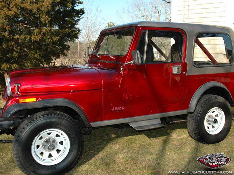 Jeep, custom paint, artwork, airbrush, Ft Myers, Palm Beach, Lee County, SWFL