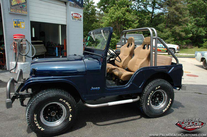 Jeep full restoration, custom paint, bedliner, Ft Myers, Palm Beach, Lee County, SWFL