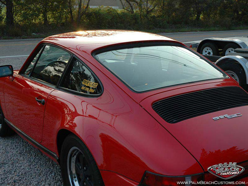 Porsche body work, paint, Ft Myers, Lee County, Cape Coral, Naples, SWFL