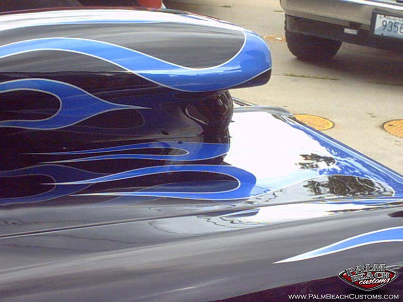 Custom paint, car artwork, Lee County, Cape Coral, Ft Myers, SWFL
