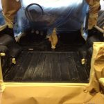 Bedlining a CJ7 Jeep