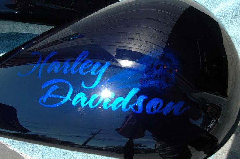 motorcycles with custom paint design harley devidson 4