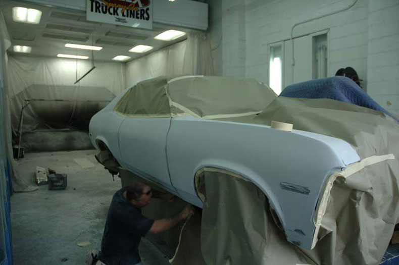 classic car and muscle car restoration services hot rod 1