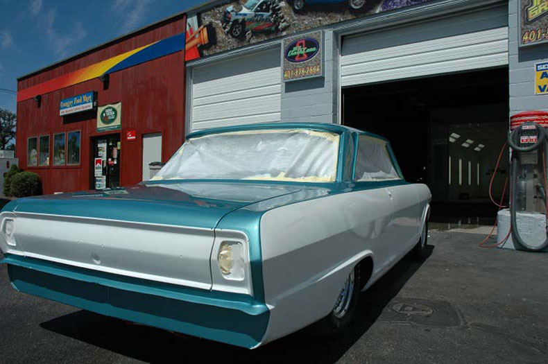 classic car and muscle car restoration services and hot rod 4