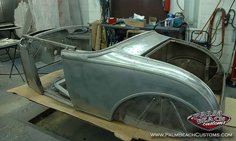 1931 ford roadster frame off restoration