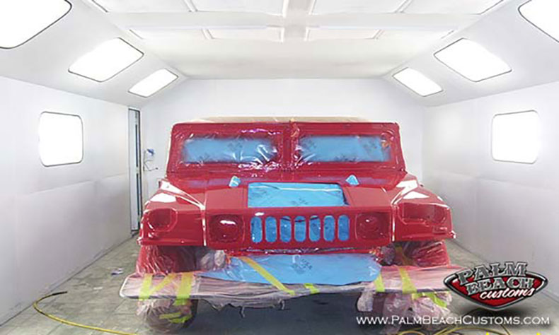 auto body paint jobs