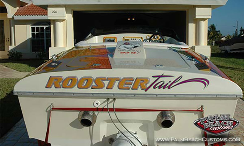 boat refinishing and custom graphics 2