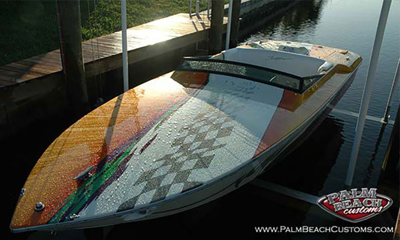 boat refinishing and custom graphics 5