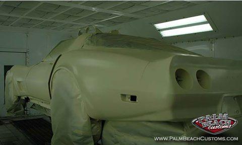 Corvette Auto Paint And Restoration Service