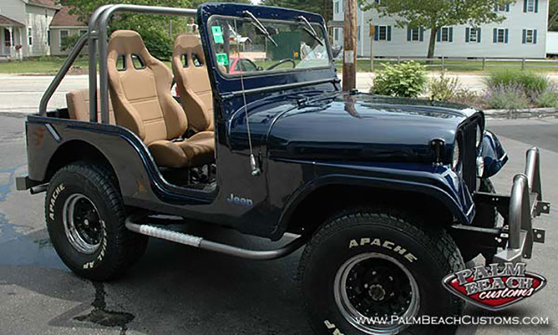 parts and accesories green Jeep paint and sprayon bedliner