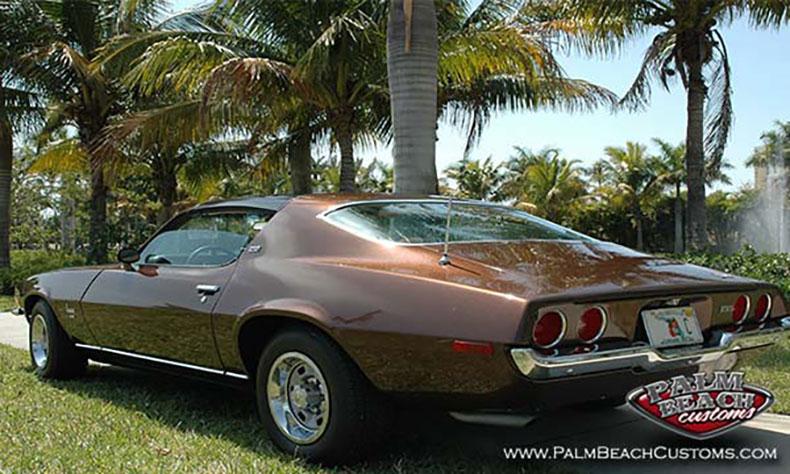 1973 camaro clasic auto restoration 1