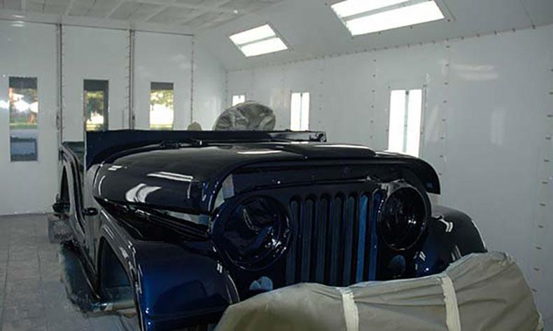 final step jeep auto body restoration