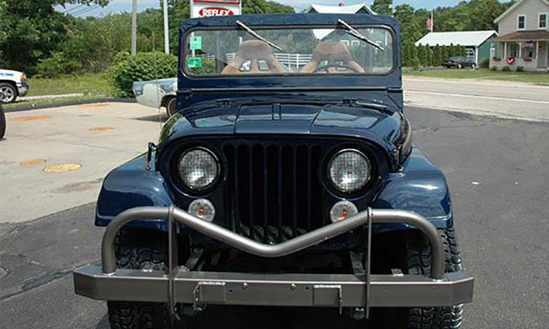 jeep auto body restoration