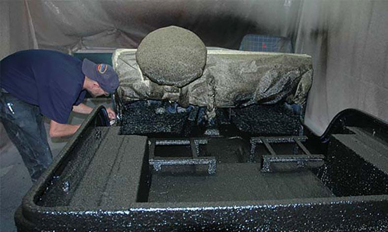 jeep auto body restoration spray on bedliner