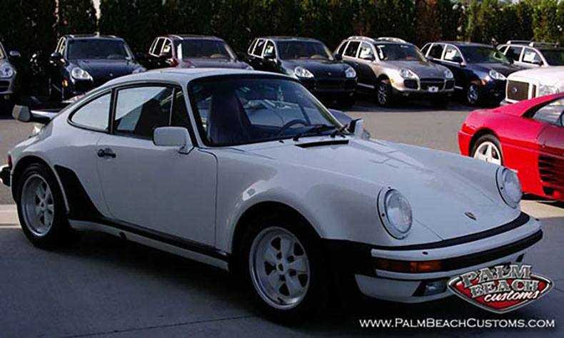 classic porsche restoration addition 930