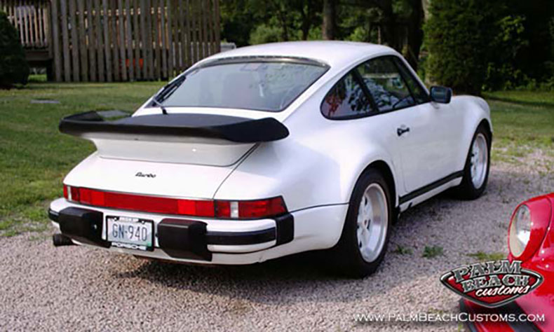 classic porsche restoration addition 930 t