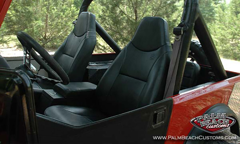 jeep cj7 restoration for sale seats