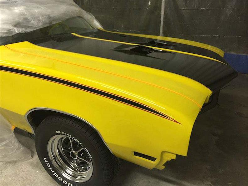 1970 Buick GSX Resto 4