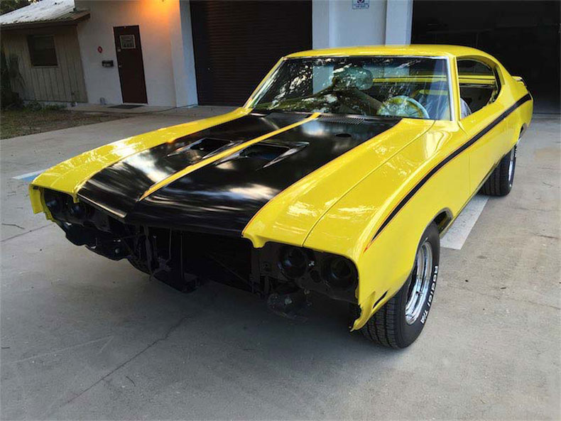 american muscle car restoration services 1970 buick gsx resto