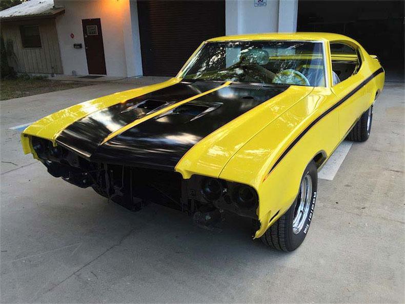 1970 Buick GSX Resto