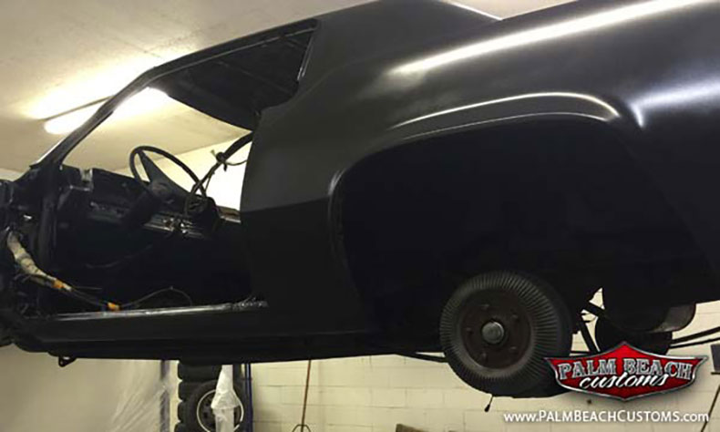 1967 cadillac eldorado show car build all primed up