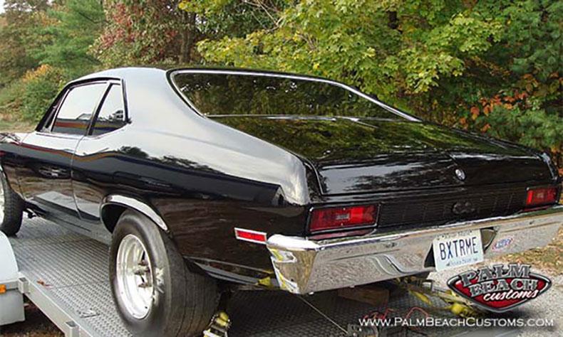 big block featured car 1970 nova ss