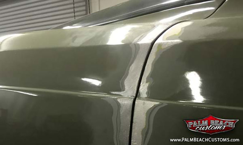 1961 rolls royce silver cloud build body and gaps
