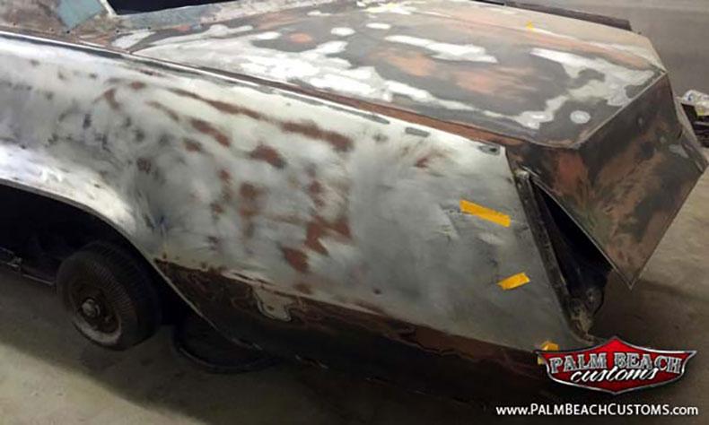 1967 cadillac eldorado show car build pesky rust to repair