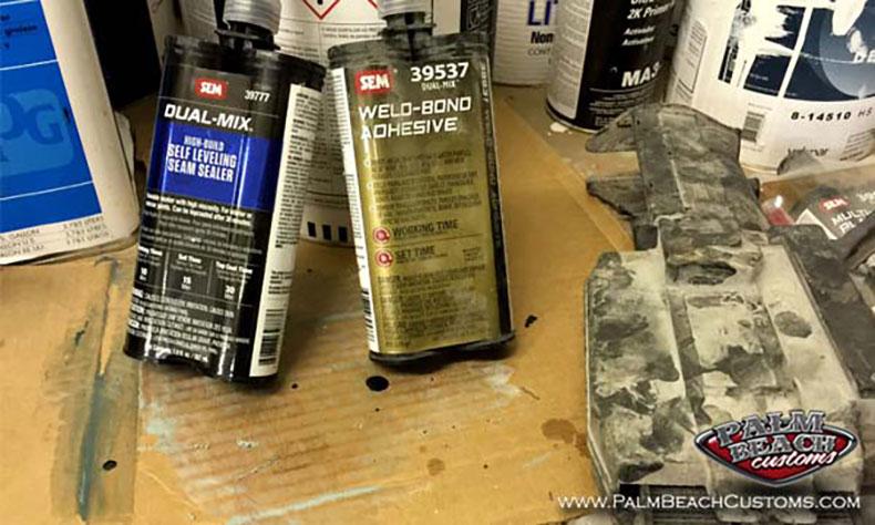 american classic cars sem epoxy sealer