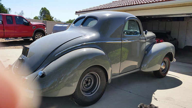 1941 willys original steel body for sale 1