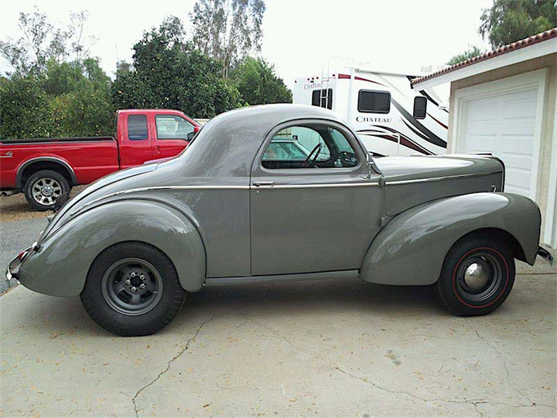1941 Willys Original Steel Body For Sale