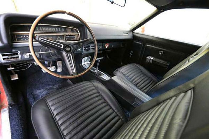 1970 ford torino cobra jet find inside