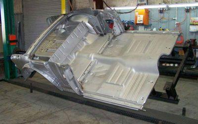 1955 Chevrolet Hot Rod Build