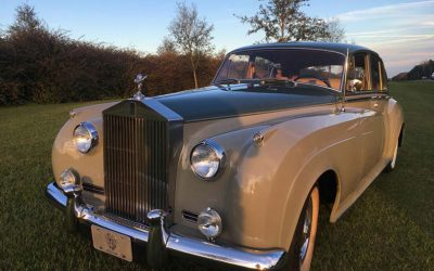 1961 Rolls Royce In Our Classic And Muscle Car Restoration Shop Florida