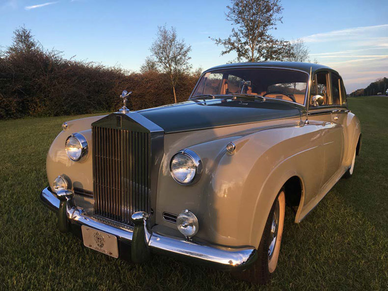 classic and muscle car restoration rolls royce featured image