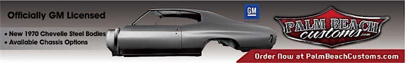 1970 chevelle body
