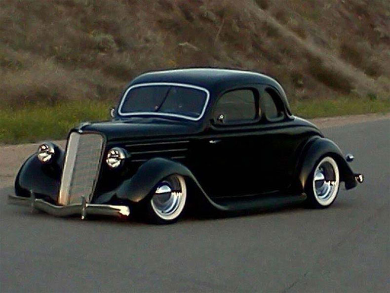 1936 ford 5-window coupe sale