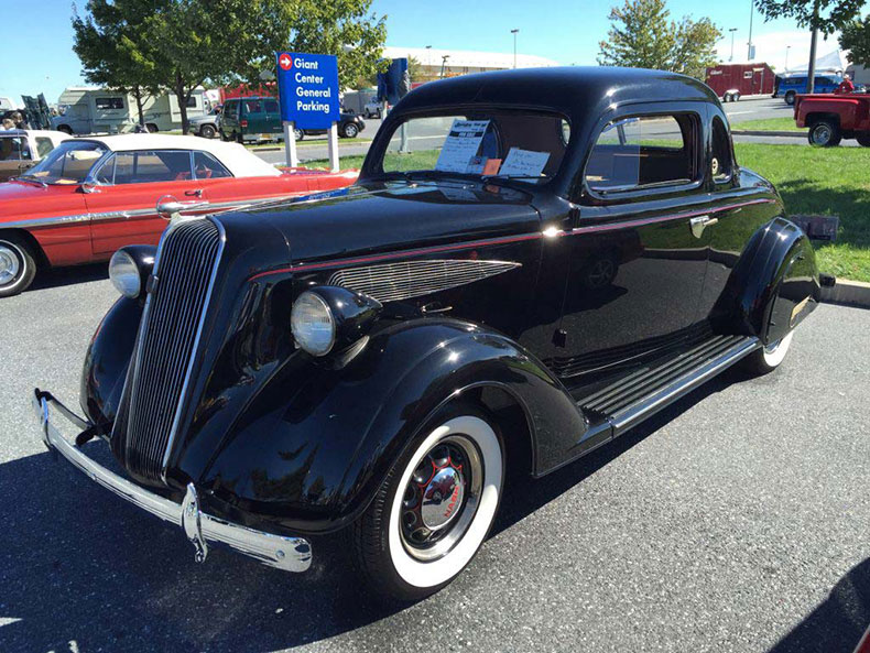 Build Your 1935-36 Ford Coupe @ Palm Beach Customs