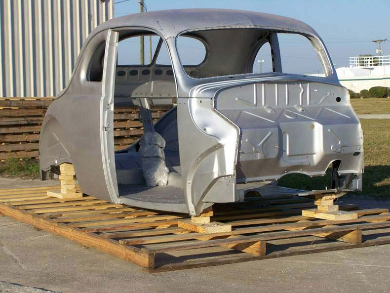 1940 ford coupe steel body 1