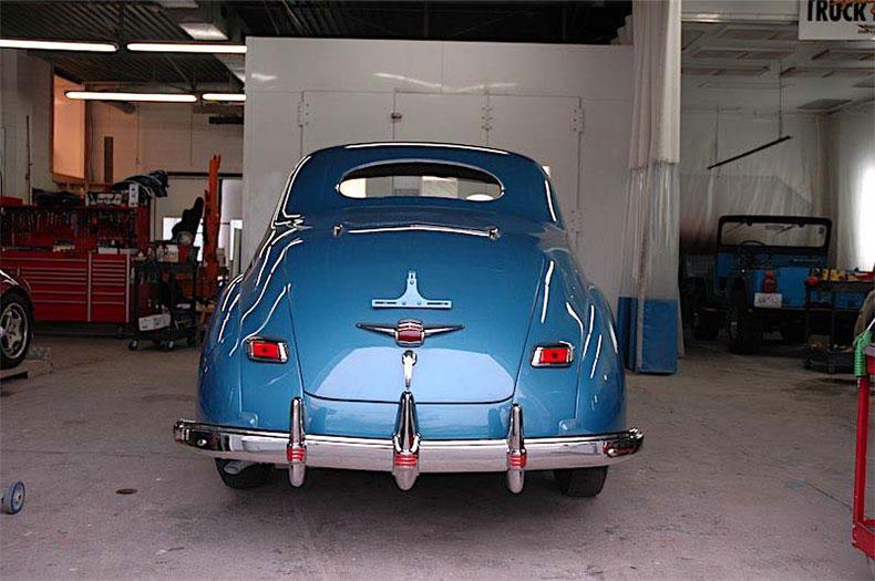 palm beach customs classic car restoration 1941 lincoln zephyr
