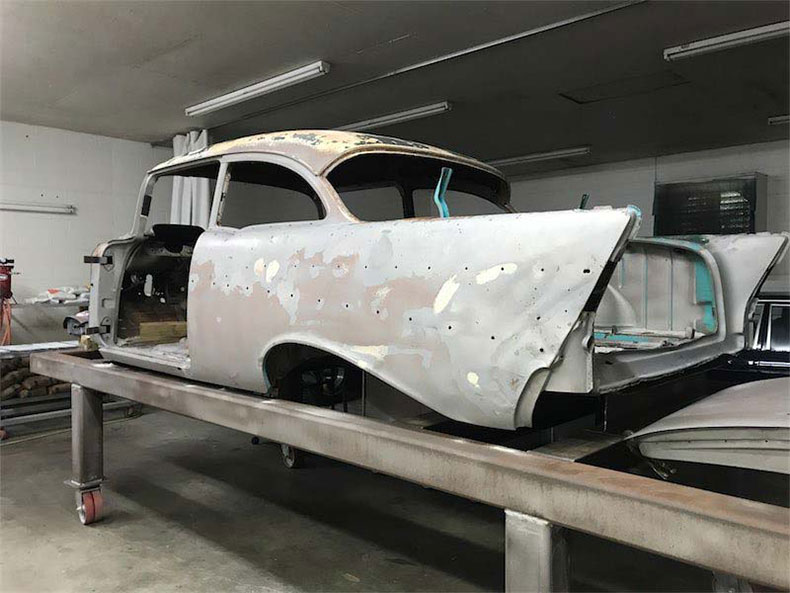 original classic and muscle cars for restoration 1956 chevrolet 1