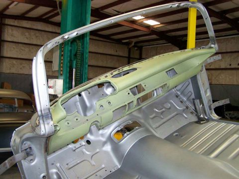 This 1957 Chevy Firewall Will Be The Best For Your Customized Car!