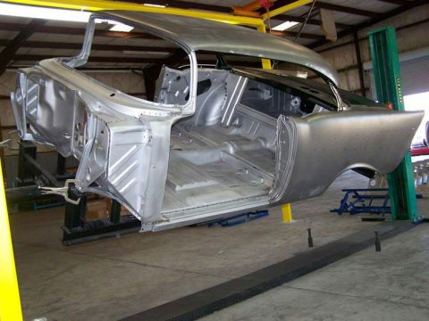 The Perfect 1957 Chevy Skeleton For Your Car Restoration!