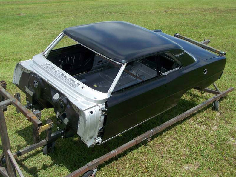 1966-67 chevy skeleton