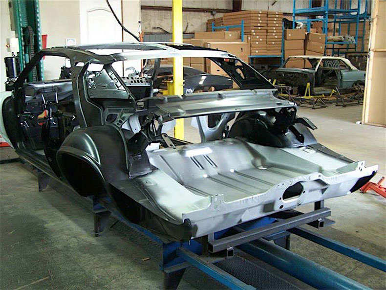 1967-1969 camaro steel bodies, parts, and services at muscle car restoration shop 3