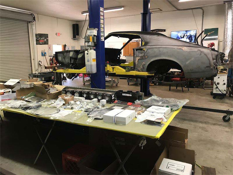 original classic and muscle cars for restoration 1969 rs camaro restoration
