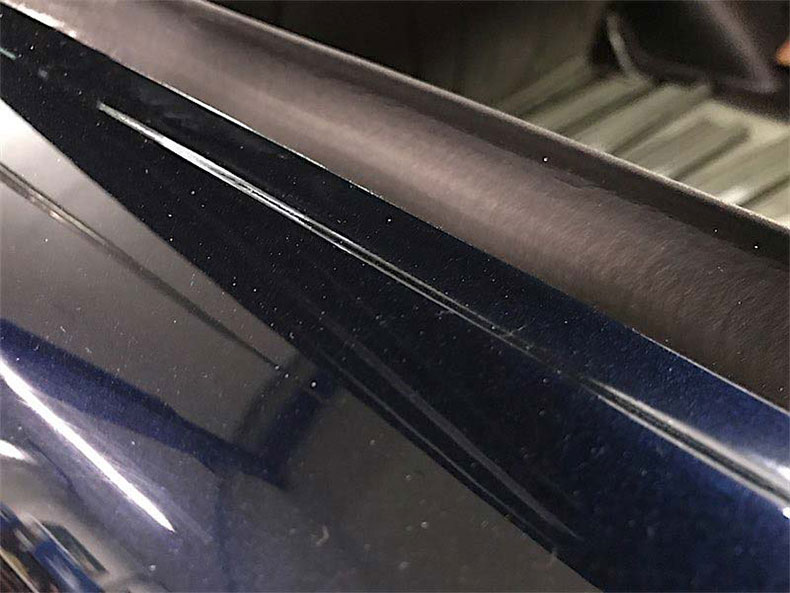 1978 Mercedes restoration 4