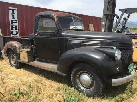 1955-57 Tri-5 Chevy Truck Cab Steel Body To Roll Along With You